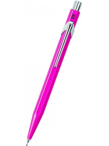 Карандаш механический Carandache Office Popline (844.090) Purple fluo 0.7мм без упак.