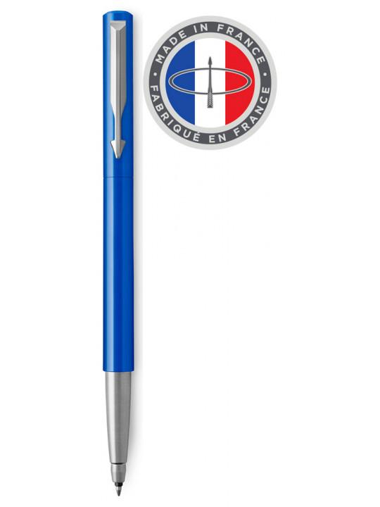 Ручка роллер Parker Vector Standard Т01 (2025418) Blue CT M синие чернила подар.кор.