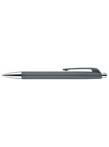 Ручка шариков. Carandache Office Infinite (888.409) Charcoal Grey без упак.