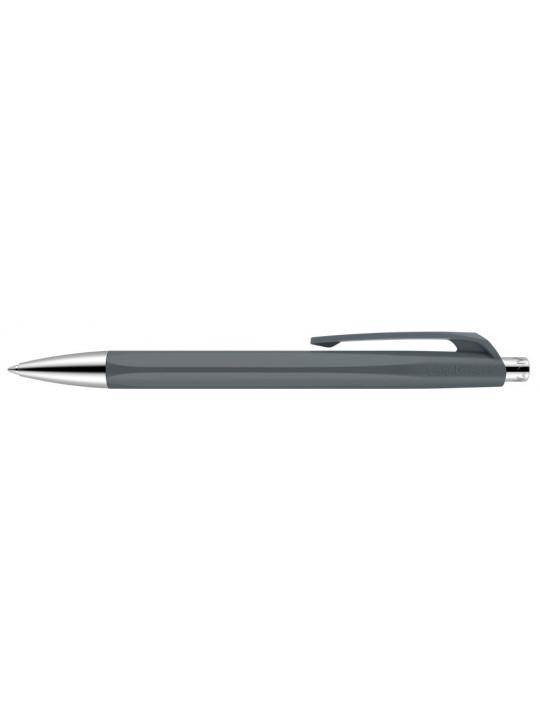 Ручка шариковая Carandache Office Infinite (888.409) Charcoal Grey без упак.