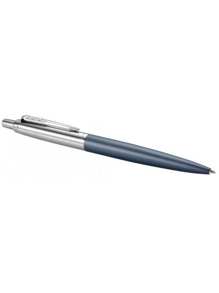 Ручка шариков. Parker Jotter XL K69 (2068359) Matte Blue CT подар.кор.