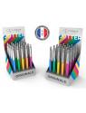 Ручка шариковая Parker Jotter Color (2075422) ассорти синие чернила дисплей (20шт)