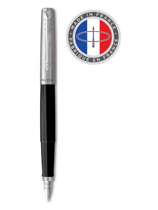 Ручка перьев. Parker Jotter Original F60 (R2096894) Black CT черный/серебристый F подар.кор.