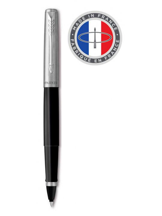 Ручка роллер Parker Jotter Original T60 (R2096907) Black СT черный/серебристый F черные чернила подар.кор.