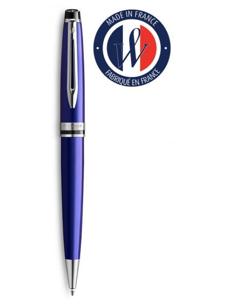 Ручка шариковая Waterman Expert 3 (2093459) Blue CT M синие чернила подар.кор.