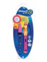 Ручка перьевая Pelikan School Griffix (PL928036) Berry A перо сталь нержавеющая для правшей блистер