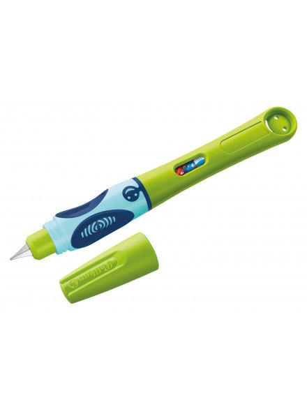 Ручка перьевая Pelikan School Griffix (PL805681) зеленый L перо сталь нержавеющая для левшей карт.уп.