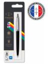 Ручка шариковая Parker Jotter Color (R2096873) ассорти M синие чернила блистер (6шт)