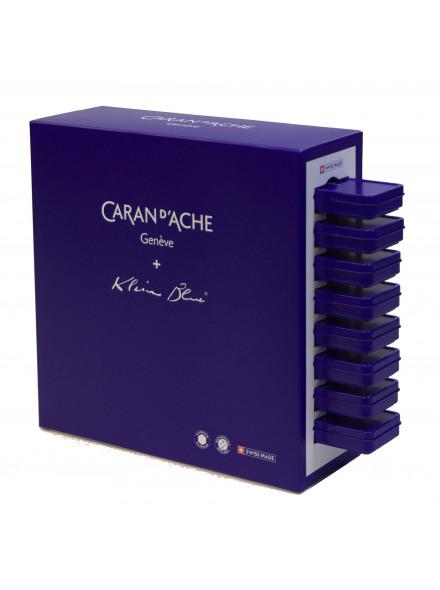 Ручка шариков. Carandache Office 849 Klein Blue (849.604) дисплей (8шт)
