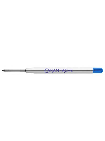 Стержень роллер Carandache (8462.000) M 0.8мм синие чернила