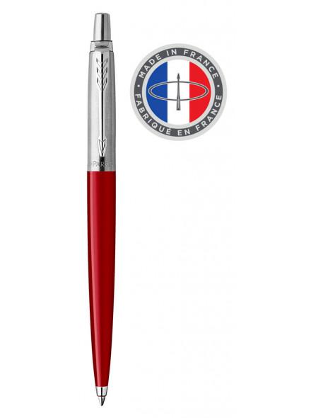 Ручка шариковая Parker Jotter Original K60 (RG0033330) красный M синие чернила карт.уп.