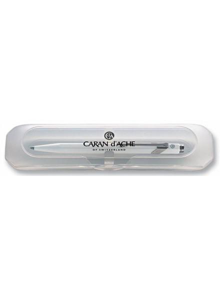 Коробка подарочная Carandache 844 (100004.064) для 1-2х карандашей прозрачный пластик