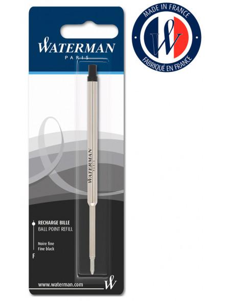 Стержень шариковый Waterman Refill BP Standard Maxima (1964017) F черный чернила блистер