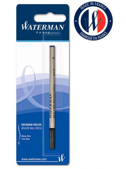 Стержень роллер Waterman Refill RB (1964018) F 0.5мм синие чернила блистер