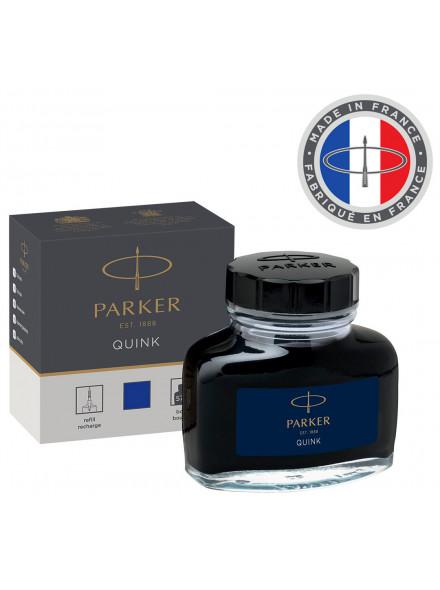 Флакон с чернилами Parker Quink Ink Z13 (1950376) синие чернила 57мл для ручек перьевых
