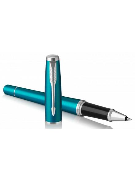 Ручка роллерн. Parker Urban Core T309 (1931585) Vibrant Blue CT подар.кор.