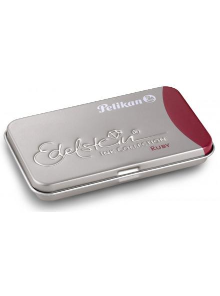 Картридж Pelikan Edelstein EIRT6 (PL339663) рубиновые чернила для ручек перьевых (6шт)