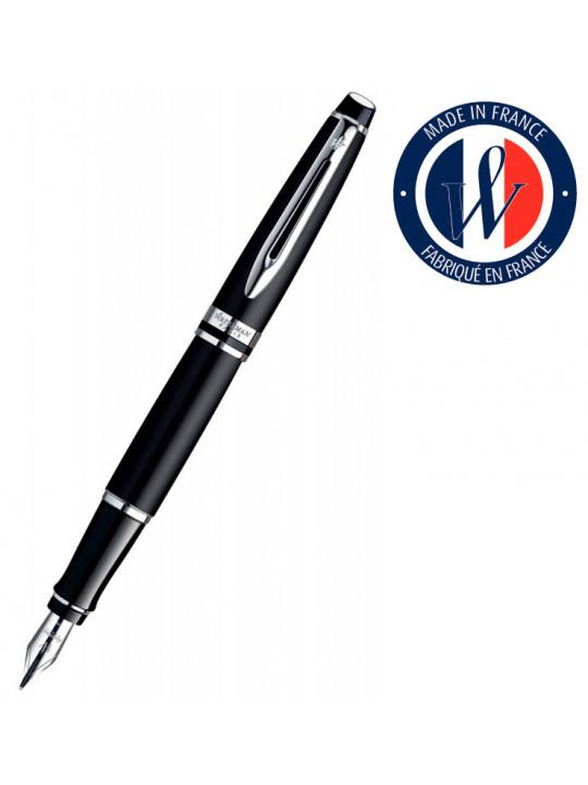 Ручка перьевая Waterman Expert 3 (S0951840) Matte Black CT F перо сталь подар.кор.
