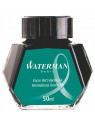 Флакон с чернилами Waterman Ink Bottle Green 51065 (S0110770) для перьевых ручек