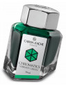 Флакон с чернилами Carandache Chromatics (8011.210) Vibrant green чернила 50мл