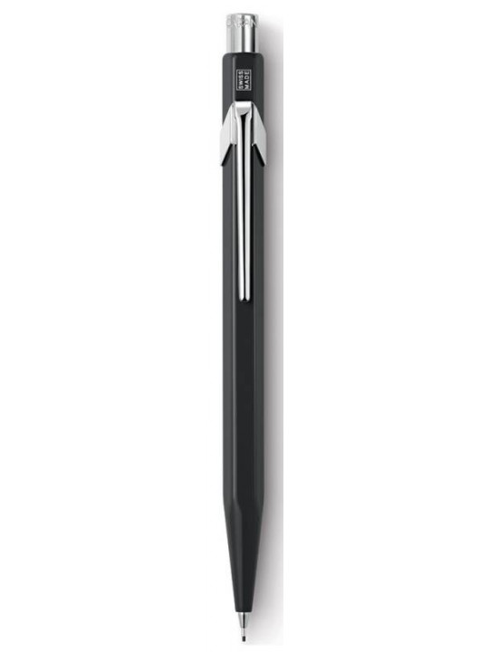 Карандаш механический Carandache Office CLASSIC (844.009) Black 0.7мм без упак.