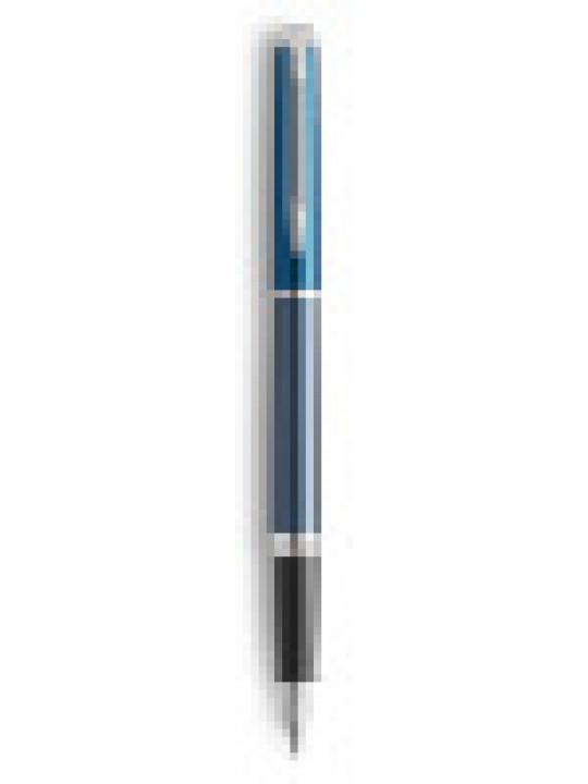 ТЕСТОВАЯ Ручка перьевая Waterman Hemisphere (2118237) Sea Blue F перо сталь нержавеющая подар.кор.