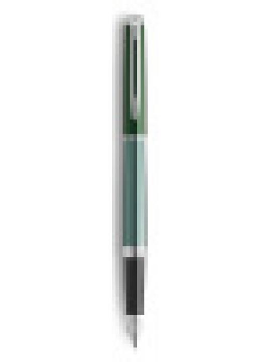 ТЕСТОВАЯ Ручка перьевая Waterman Hemisphere (2118281) Vineyard Green F перо сталь нержавеющая подар.кор.