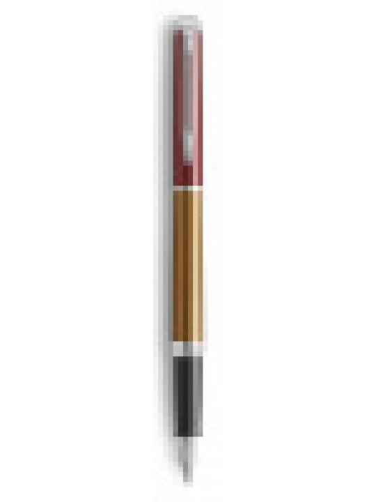 ТЕСТОВАЯ Ручка перьевая Waterman Hemisphere (2118233) Sunset Orange F перо сталь нержавеющая подар.кор.