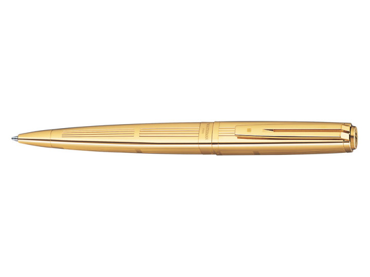Шариковая Waterman Exception Solid Gold