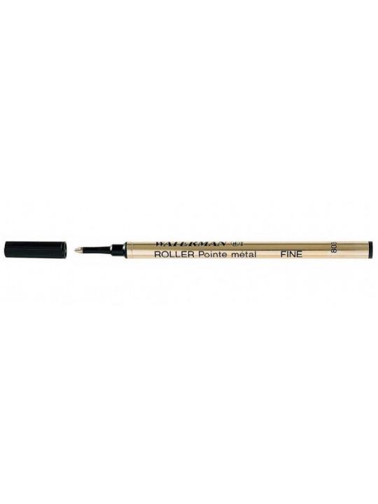 Стержень для ручки-роллера Waterman черный F