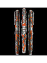 Перьевая ручка Caran d'Ache Buddha Silver 2013 Limited Edition M