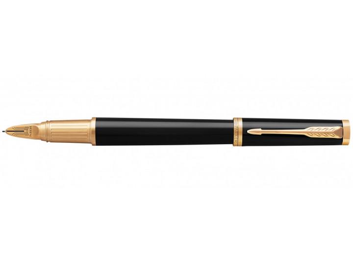 Ручка 5й пишущий узел Parker Ingenuity L F500 LaqBlack GT F
