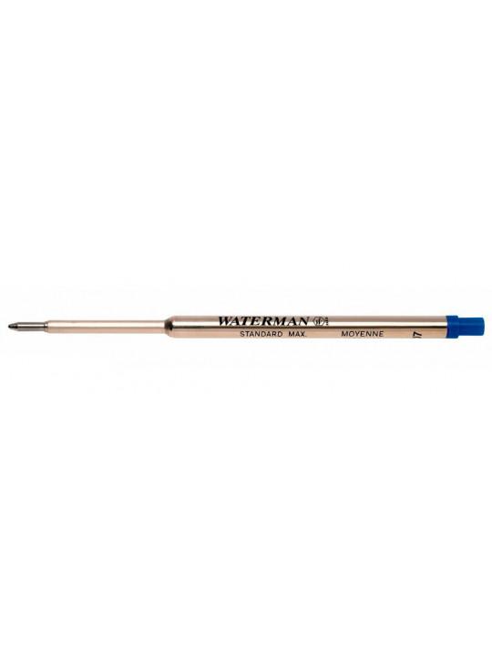 Стержень стандартный для шариковой ручки Waterman синий F