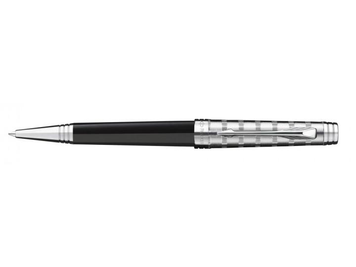 Ручка шариковая Parker Premier Custom K561 Tartan ST
