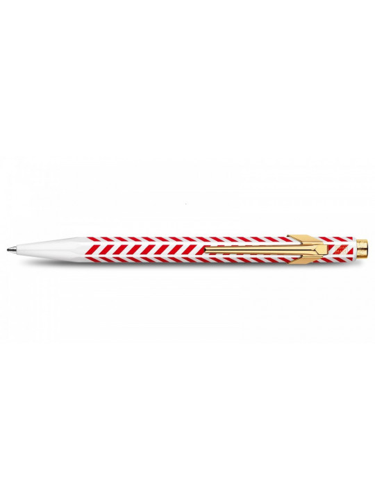 Шариковая ручка Carandache Office 849 Seasons Greetings 2018 Chevron