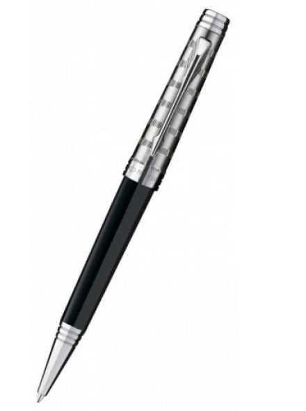 Ручка шариков. Parker Premier Custom K561 (S0887920) Tartan ST подар.кор.